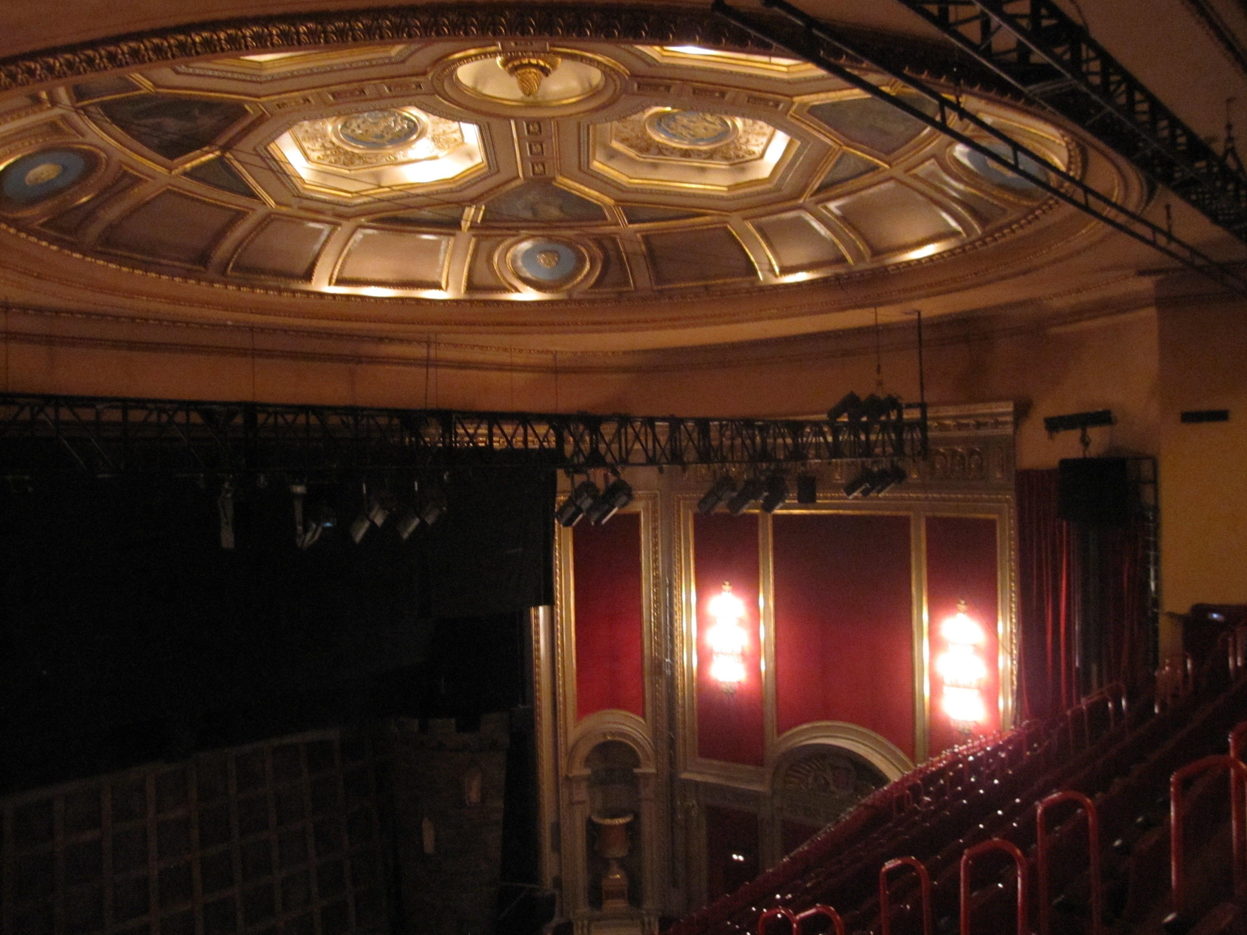 Edificio Los Sotanos Y Teatro Lope De Vega Patrimonio Cultural Y